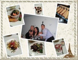 Dinner Party, Toronto Personal Chef, My Everyday Gourmet, Testimonial