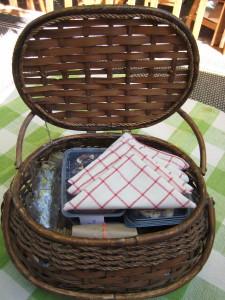 Toronto GTA Pinic Basket Meal Service